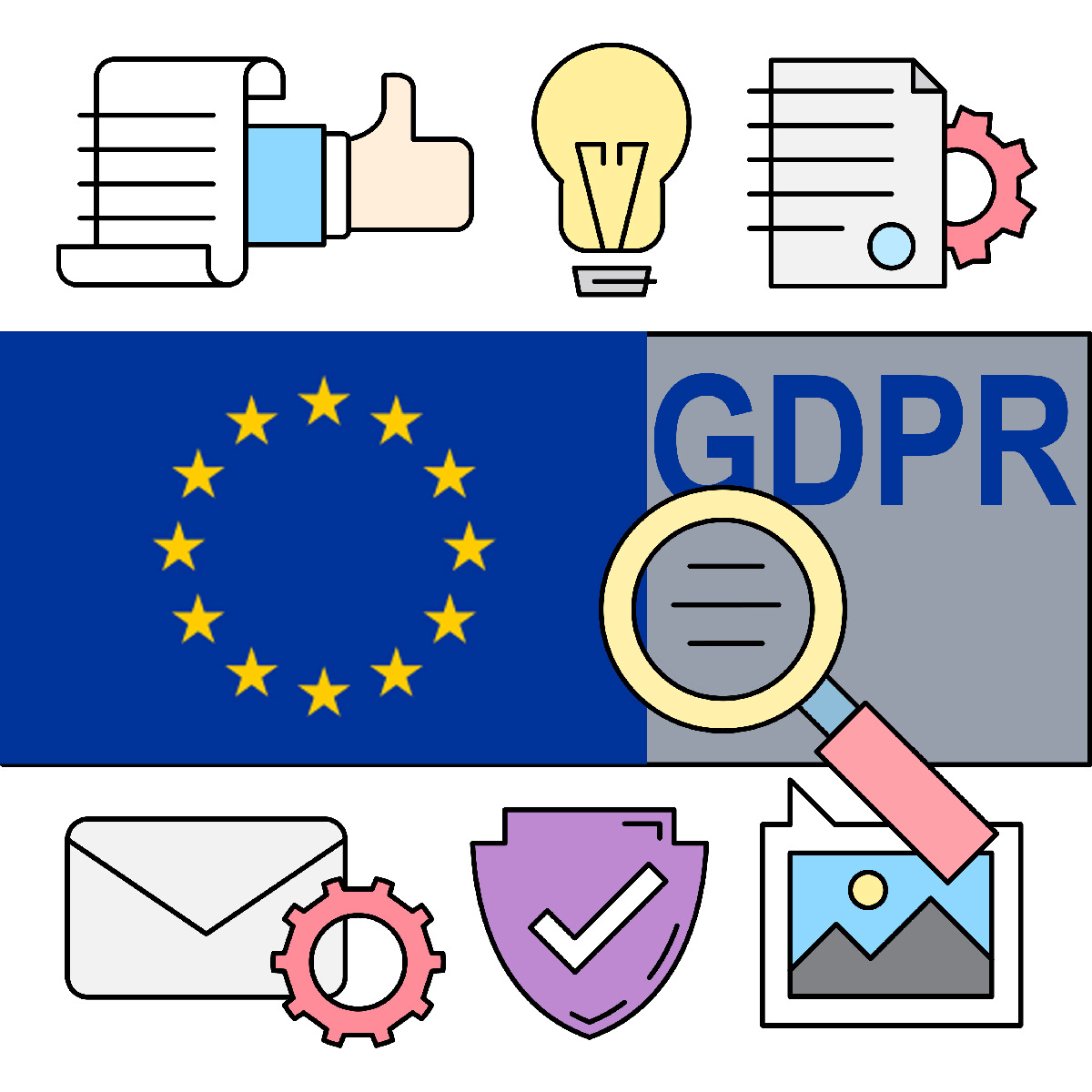Run, hide… GDPR is coming… oh no, it's here!